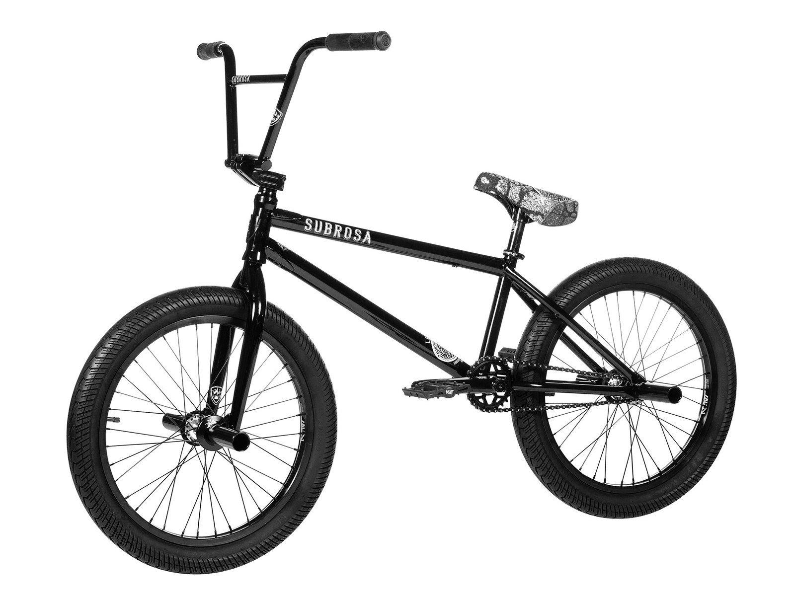 "Subrosa Bikes ""Letum"" 2017 BMX Bike - Black | LHD ..."