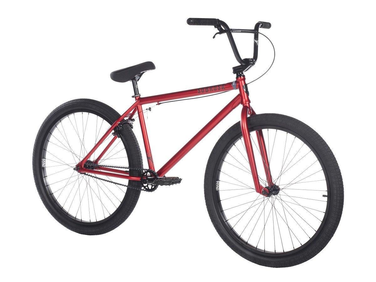subrosa bikes salvador 26 2018 bmx cruiser rad satin. Black Bedroom Furniture Sets. Home Design Ideas
