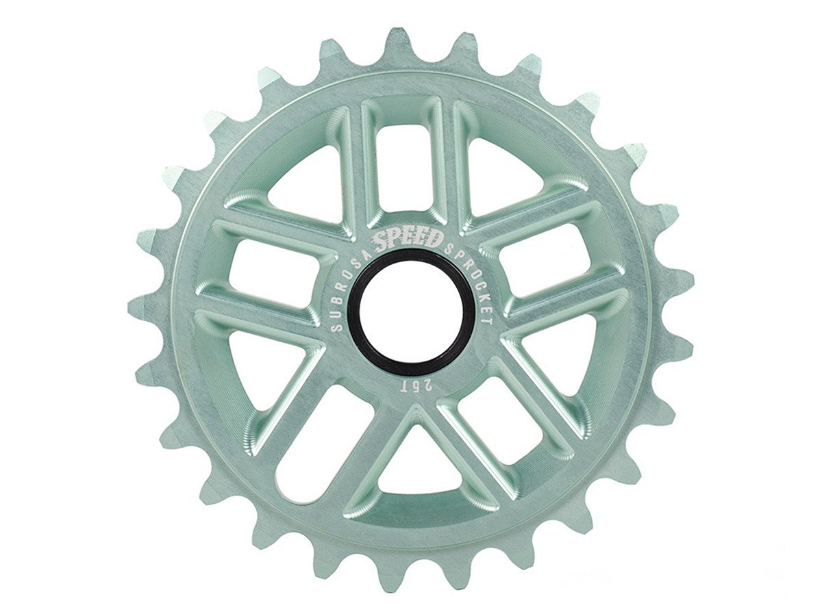 Details about  /SHADOW CONSPIRACY KOBRA SPROCKET 25t BMX BIKE SNAKE CULT SE HARO SUBROSA RED NEW