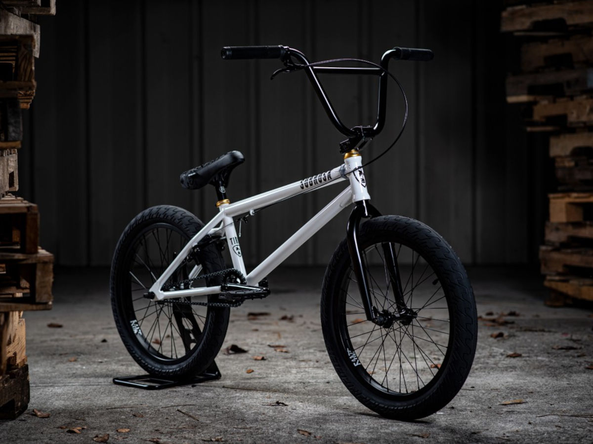 RANT INTEGRATED HEADSET BMX BIKE FIT SE HARO SUBROSA SHADOW KINK CULT S/&M BLUE