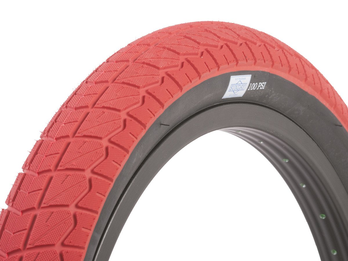 sunday bikes current 18 bmx tire 18 inch kunstform. Black Bedroom Furniture Sets. Home Design Ideas