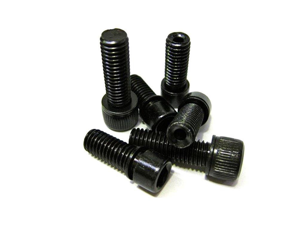 Black 1 Allen Key 2 Bolts S/&M BMX Chain Tensioner Bolts