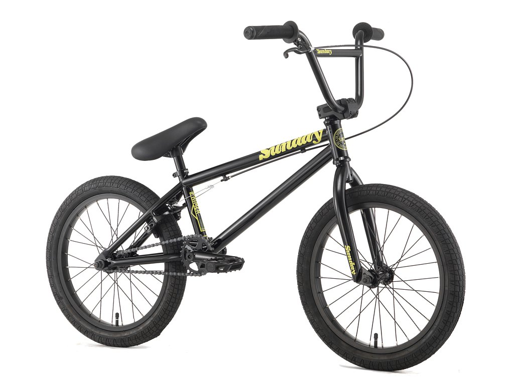 sunday bikes primer 18 2016 bmx bike 18 inch. Black Bedroom Furniture Sets. Home Design Ideas