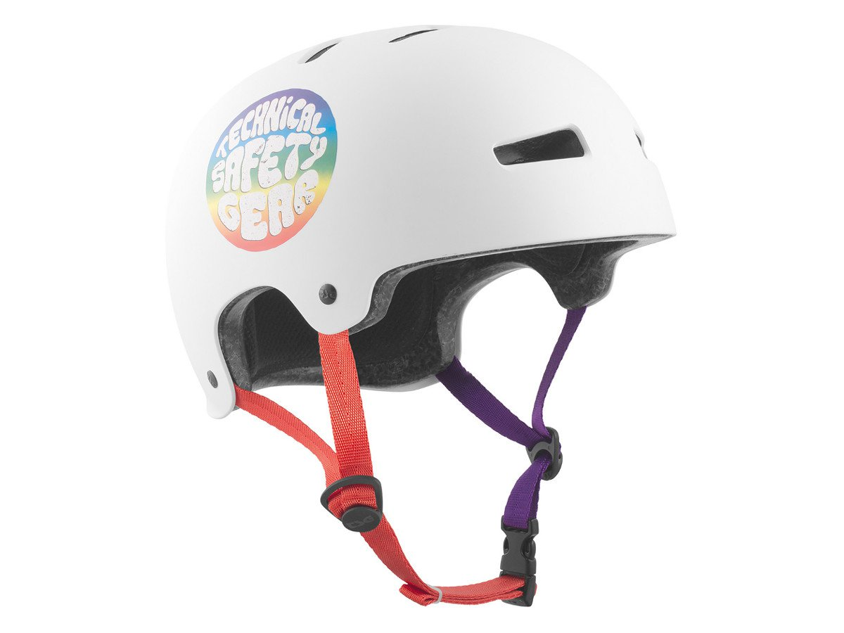 Tsg Evolution Graphic Design Helm Og Kunstform Bmx