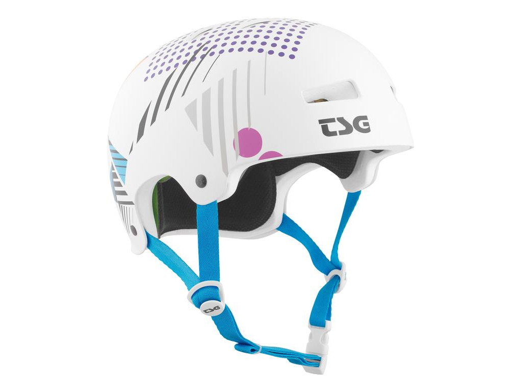 Tsg evolution graphic design helmet triangles for Helm design