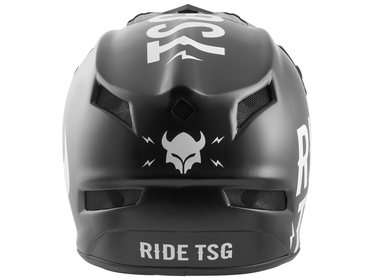 Tsg squad graphic design fullface helmet chopper for Helm design