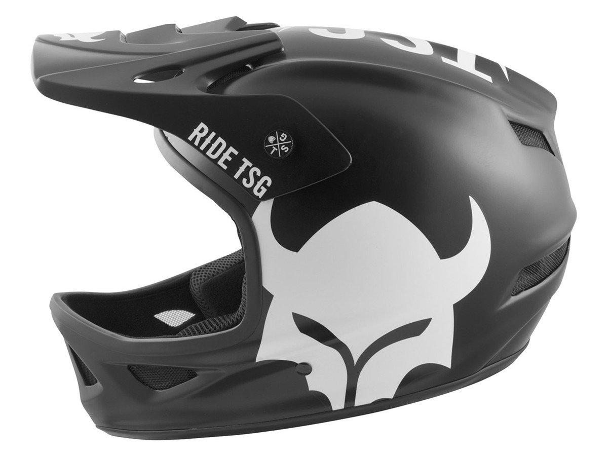 tsg squad graphic design fullface helmet chopper. Black Bedroom Furniture Sets. Home Design Ideas