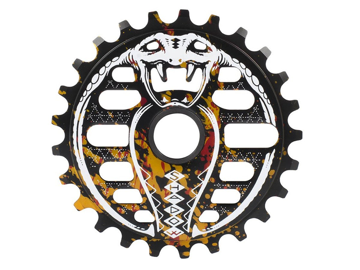 The Shadow Conspiracy Kobra Sprocket Ignite Kunstform Bmx