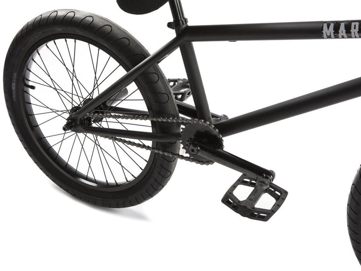 United Bikes Martinez 2018 Bmx Bike Matt Black Kunstform Bmx