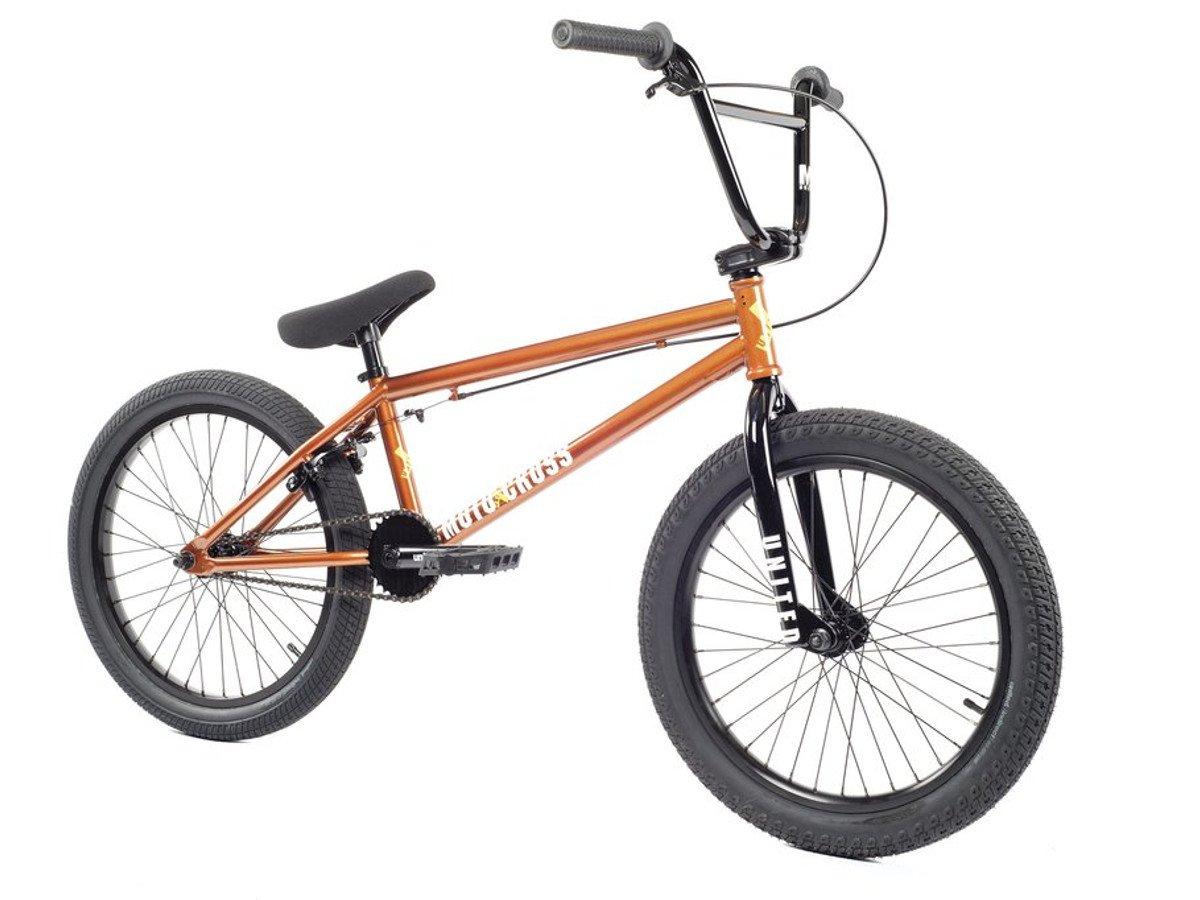 United Bikes Motocross 2018 Bmx Bike Metallic Copper