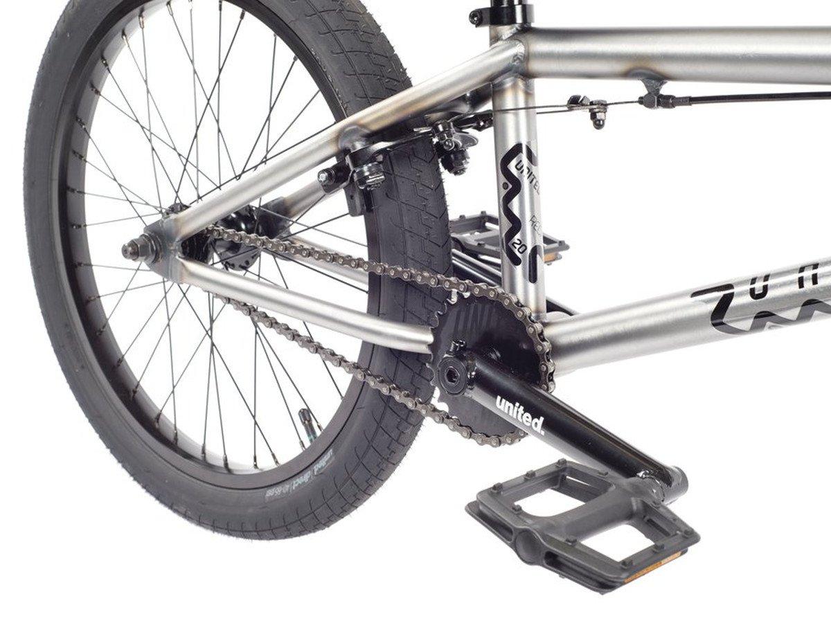 United Bikes Recruit Junior 2018 Bmx Bike Matt Raw Kunstform
