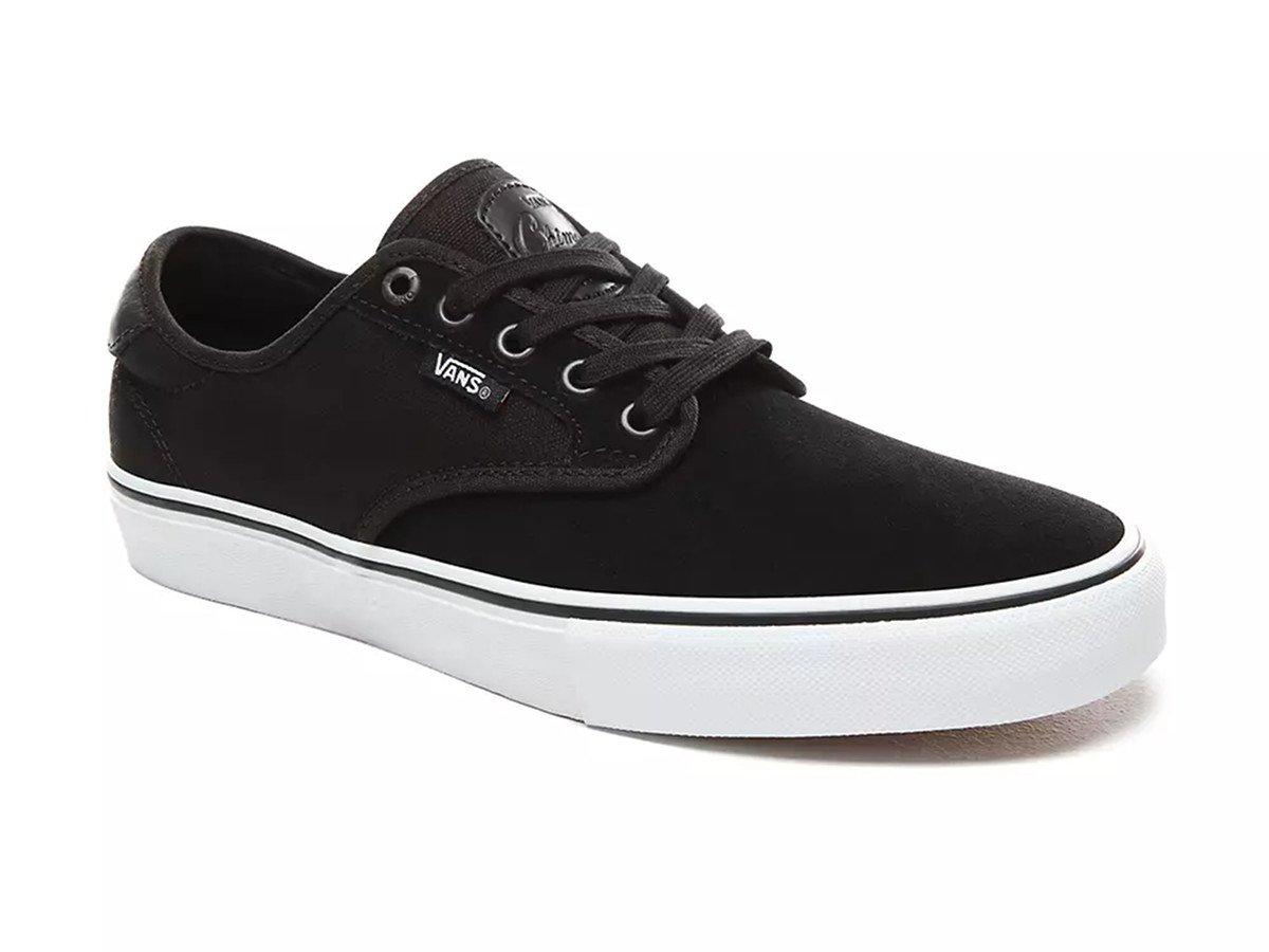 Vans Chima Ferguson Pro Schuh (black true white)