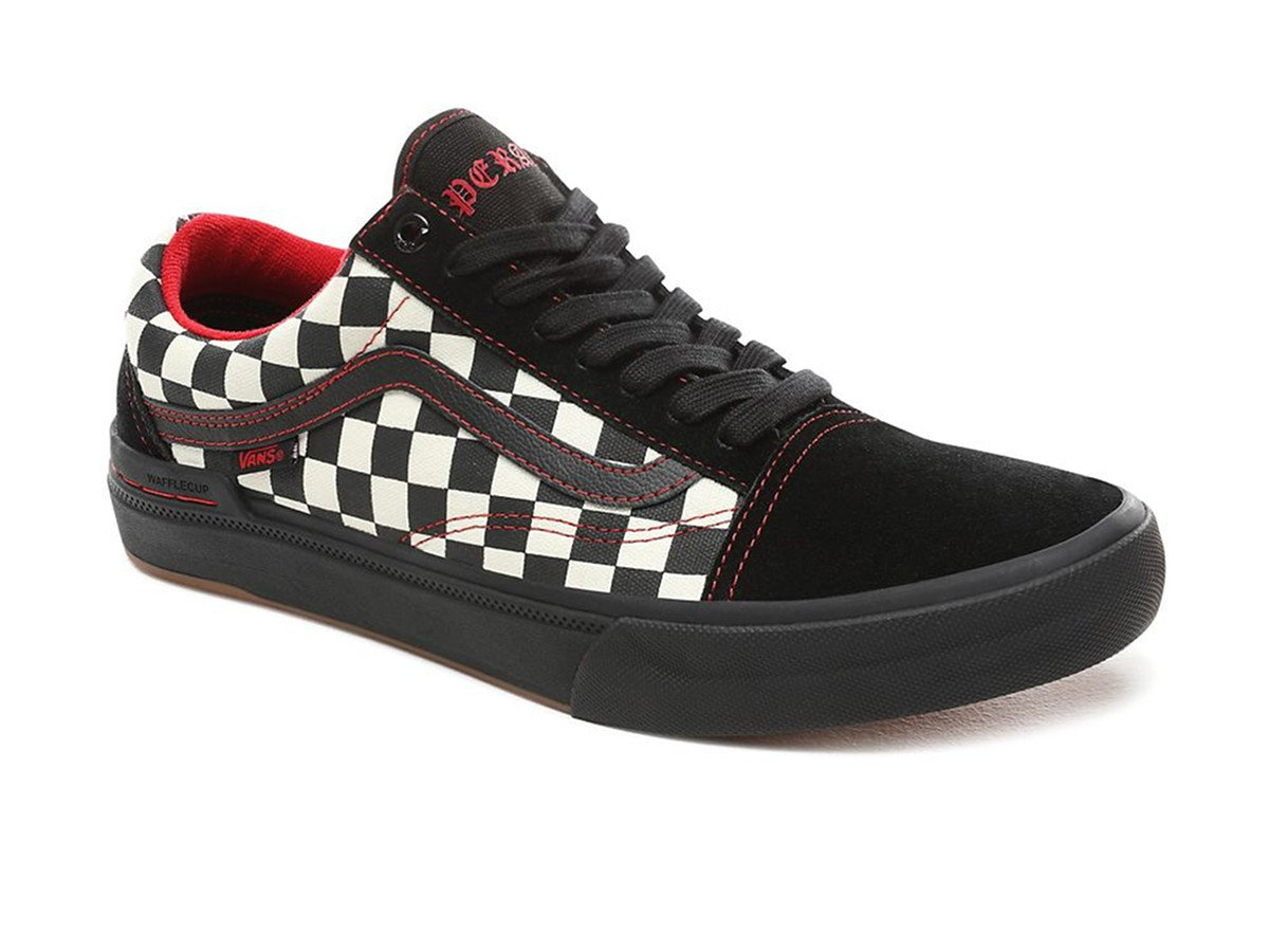 vans old skool pro bmx schuhe kevin peraza black. Black Bedroom Furniture Sets. Home Design Ideas