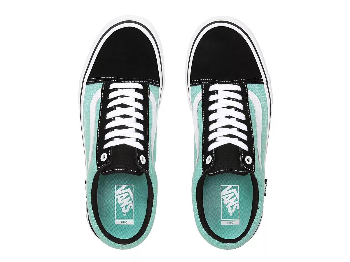 Vans Old Skool Pro Schuh (black jade)