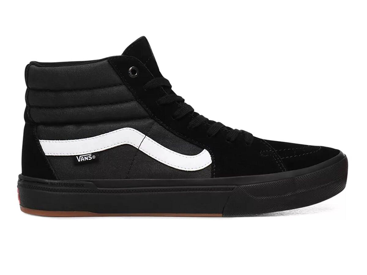 Vans Sk8 Hi Pro Schuh (black gum)