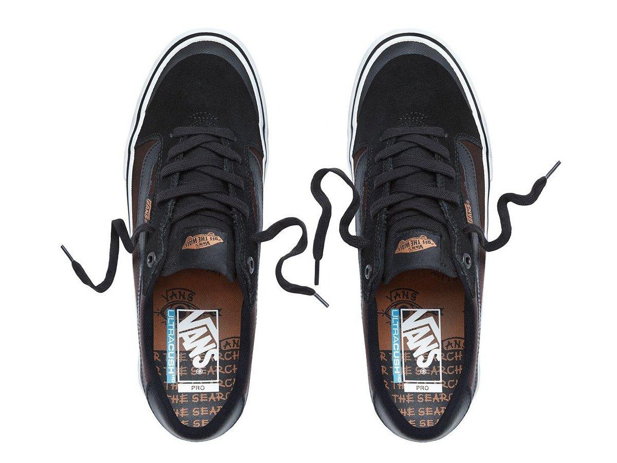 VANS STYLE 112 MID PRO DAKOTA ROCHE BLKGIZGNGR | Sneakers