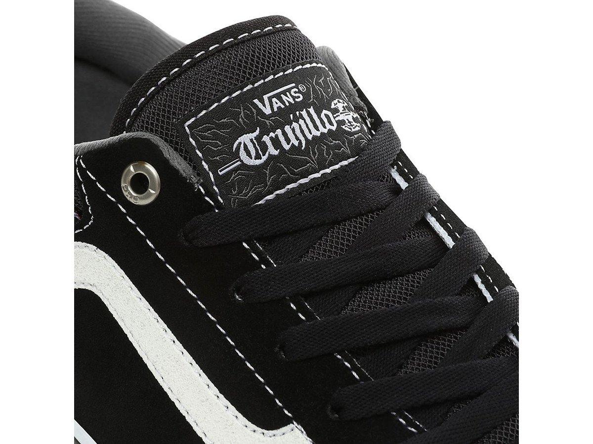 Vans TNT Advanced Prototype Tony Trujillo Black White