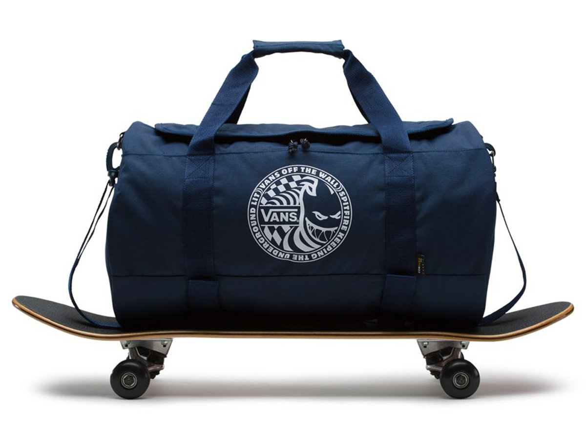 Vans X Spitfire Skate Duffel Bag
