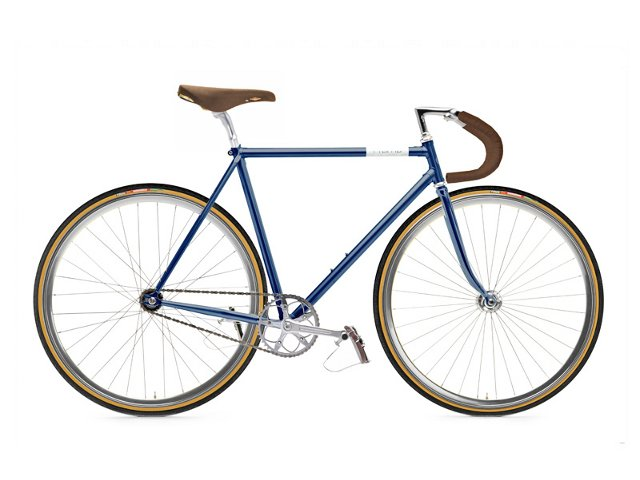 "Creme Cycles ""Vinyl Doppio"" 2012 Fixed Gear Bike"