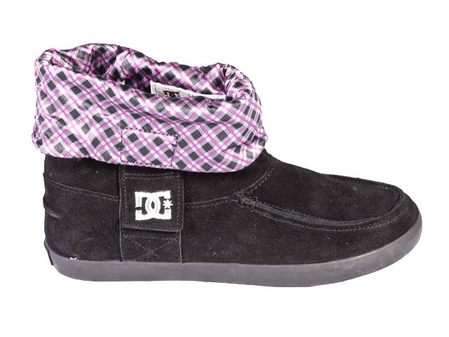 DC Shoes Womens Tonik Mid W J High-Tops ADJS300048 Black 3 UK, 36 EU