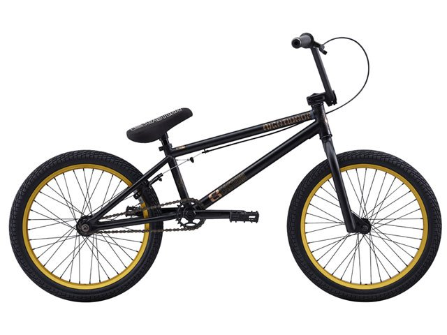 "Eastern ""Nightwasp"" 2013 BMX Rad"