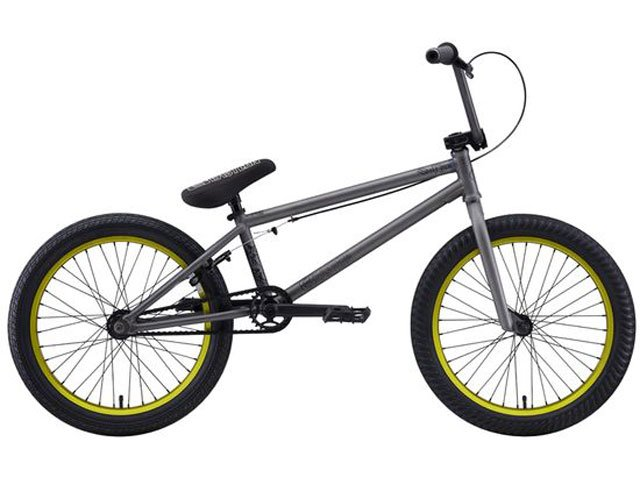 "Eastern ""Wolfdog"" 2013 BMX Bike"