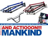 It is getting cold but not grey with Jet bikes Mandkind BMX and