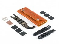 "Bombtrack Bikes ""Multix"" Tool Set - With Leather Roll"