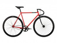 "Creme Cycles ""Vinyl Solo"" 2015 Fixed Gear Bike - Infrared"