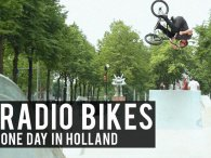 One Day in Holland with Radio Bikes