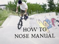 Robin Kachfi - How to Nose manual