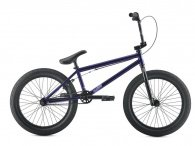 "Kink Bikes ""Curb"" 2016 BMX Bike - Gloss Arcade Navy"