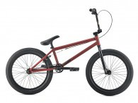"Kink Bikes ""Curb"" 2016 BMX Bike - Matte Burnt Rust"
