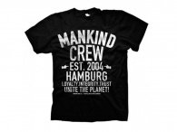 "Mankind Bike Co. ""Crew"" T-Shirt"