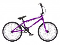 "Radio Bikes ""Dice 18"" 2016 BMX Bike - 18 Inch / Glossy Purple"