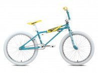 "SE Bikes ""Quadangle Freestyle 24"" 2015 BMX Cruiser Bike - 24 Inch"