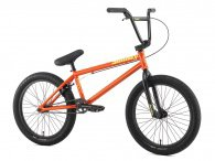 "Sunday Bikes ""Primer 20.75"" 2016 BMX Rad - Orange"