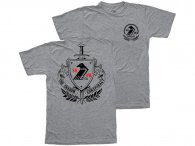 "The Shadow Conspiracy ""Tabard"" T-Shirt - Grey"