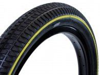 "Ilegal Bikes ""Amplo V2 Yellow Stripe"" Tire"