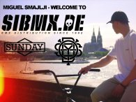 Miguel Smajlji - Welcome to SIBMX, Sunday & Odyssey