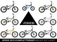 Verde BMX / TSG / Cinema Wheel Co.