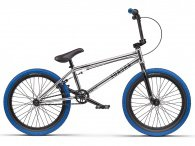 "wethepeople ""Arcade"" 2016 BMX Rad - Chrome Polished"