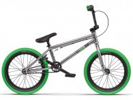 "wethepeople ""Curse 18"" 2016 BMX Rad - 18 Zoll / Brushed Raw"