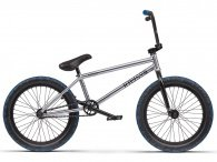 "wethepeople ""Reason"" 2016 BMX Rad - Brushed Chrome Polished"
