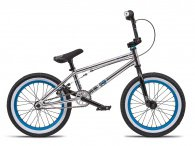 "wethepeople ""Seed 16"" 2016 BMX Bike - 16 Inch / Chrome Polished"