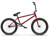 "wethepeople ""Trust"" 2016 BMX Rad - Glossy Translucent Red"