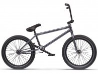 "wethepeople ""Trust"" 2016 BMX Bike - Grey Chrome Polished"