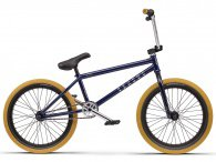 "wethepeople ""Versus"" 2016 BMX Bike - Glossy Metallic Blue"