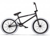 "wethepeople ""Zodiac"" 2016 BMX Bike - Freecoaster / Matt Black / RHD"
