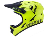 "7 Protection ""Youth M1"" Fullface Helm - Yellow/Black"